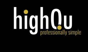 highQu - Logo